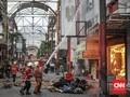 Dua Jam Berkobar, Api Kebakaran Pasar Baru Bisa Dipadamkan