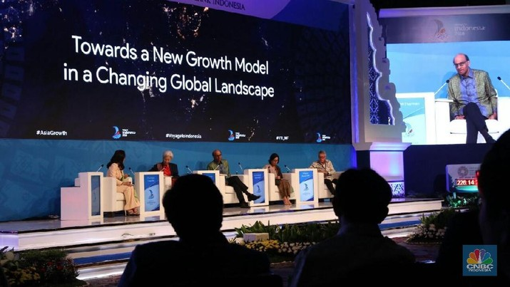 Menkeu Berbicara di High Level International Conference