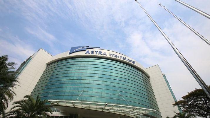 Penjualan Mobil Meningkat Saham Astra Diborong Asing Rp 74 M
