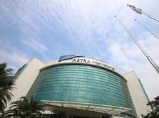 Penjualan Mobil Meningkat, Saham Astra Diborong Asing Rp 74 M