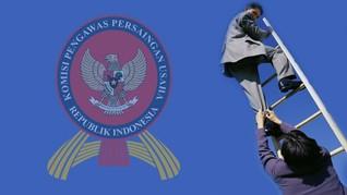 KPPU Bantah Persekongkolan Proyek Infrastruktur Jokowi