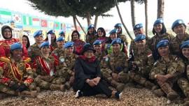 Anggota Pasukan Perdamaian Indonesia Meninggal di Darfur