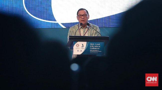 Agus Marto Ramal Ekonomi Jokowi Jilid Dua Capai 5,5 Persen