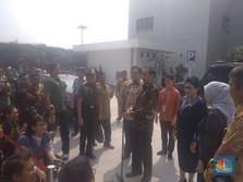 Pabrik Kalbe Farma Bikin Jokowi Senang