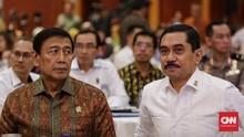 Wiranto soal 3 Persen TNI Radikal: Data Dari Mana, Suhardi?