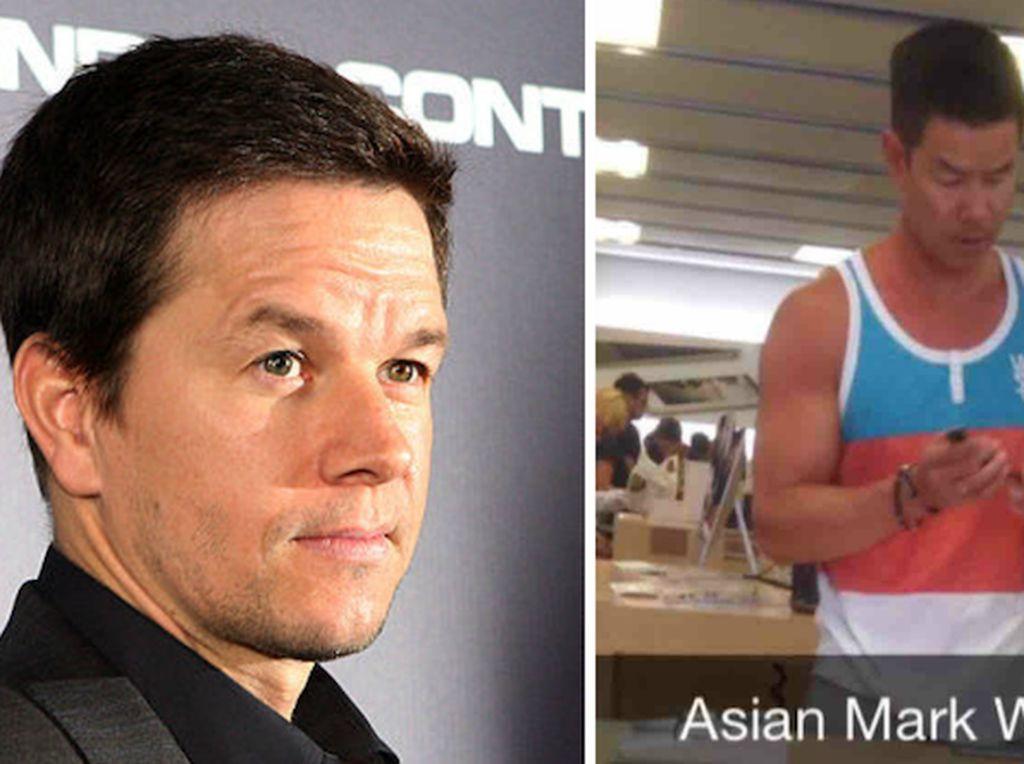 Foto: 10 Pria Asia yang Mirip Tokoh Dunia, Obama Hingga George Bush