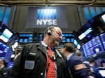 AS Blacklist Perusahaan China Lagi, Wall Street Melemah