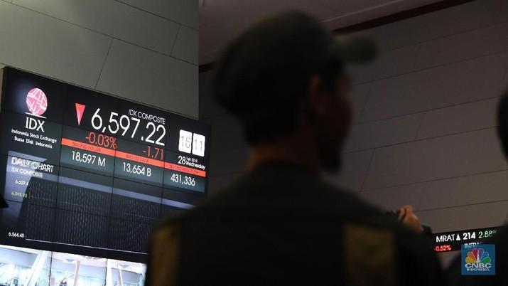 Penguatan IHSG pagi ini ditopang oleh kenaikan harga saham-saham dari berbagai sektor.
