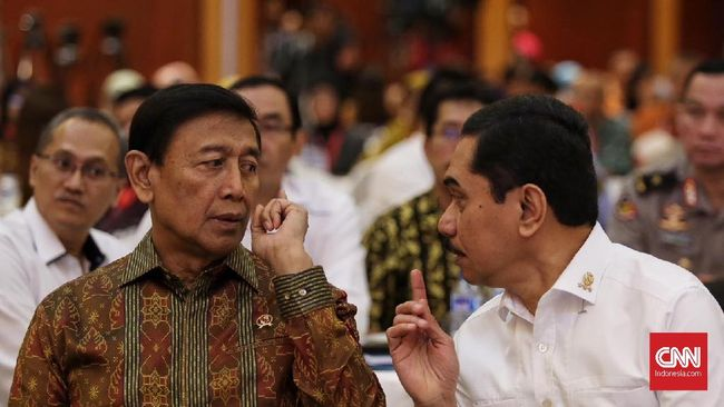 Wiranto Minta KPK Tunda Umumkan Tersangka Calon Kepala Daerah