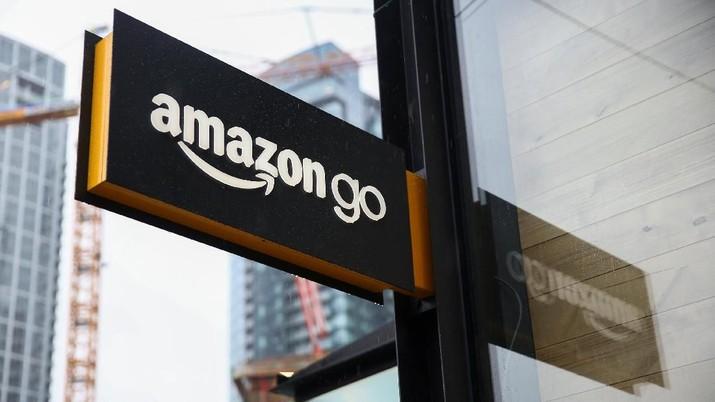 Amazon Buka 3000 Toko Tanpa Kasir di 2021