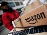 Gokil! Amazon Beri Bonus Liburan Rp 7 T ke Karyawan