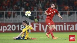 Pelatih Persija Tonton Tampines Rovers di Liga Singapura