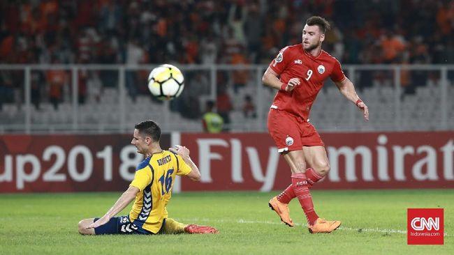 Marko Simic Dapat Jersey Timnas Kroasia dari Perisic