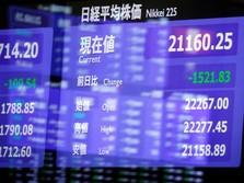 Bursa Jepang Dibuka Positif akibat Penguatan Yen