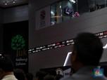 IHSG Sesi I Ditutup Menguat, Bursa Asia Bergerak Bervariasi