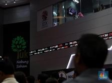 IHSG Melemah, Investor Wait and See Tunggu Cawapres