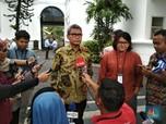 Istana Belum Bahas Soal Calon Bos Pertamina