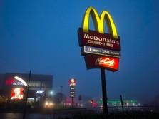 Happy Meals McDonald's Kembali Tawarkan Mainan Disney
