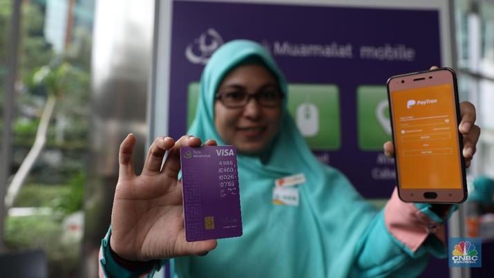 Ekuitas Bank Muamalat Turun Rp 1,4 Triliun dalam Satu Bulan