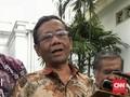 Mahfud MD Terpilih Lagi Jadi Anggota Tim Seleksi Caleg PSI