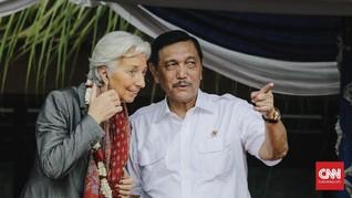 Erupsi Gunung Agung Dijamin Tak Hambat Hajatan IMF-World Bank