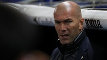 Zidane: Kesalahan Lawan Juventus Pantang Terulang