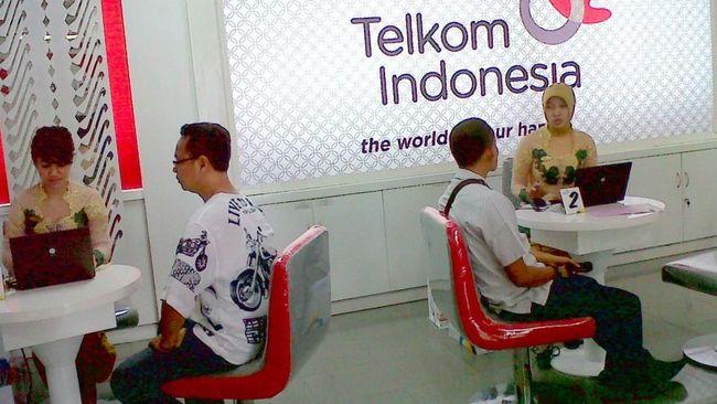 TLKM EXCL Aksi Ambil Untung Tekan Saham Operator Telekomunikasi