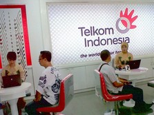 Saham Telkom Dilepas Asing