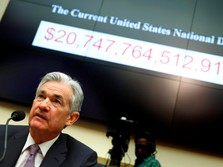 Powell: The Fed Akan Jaga Ekonomi AS dari Overheating
