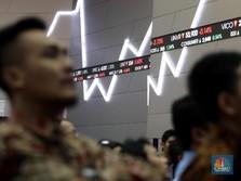 IHSG Paling Tahan terhadap Gejolak Wall Street