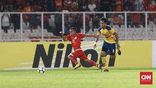 Prediksi Tampines Rovers vs Persija di Piala AFC