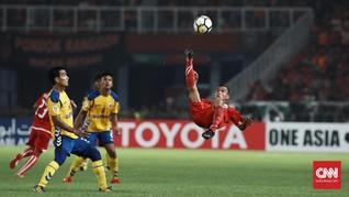 Riko Simanjuntak Main 17 Menit pada Debutnya di Timnas U-23