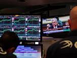 Suku Bunga The Fed Naik, Wall Street Melemah Tipis