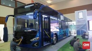 Intip Persiapan Bus Listrik Moeldoko Jelang Debut Dunia