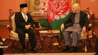 Di Afghanistan, JK Sebut Peran Penting Ulama dalam Perdamaian