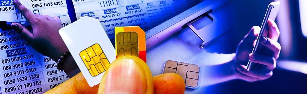 Titik Akhir Registrasi Kartu SIM