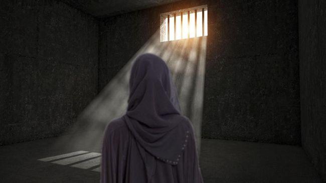 Paksa 3 Napi Wanita Buka Hijab, Kota New York Bayar Rp2,5 M