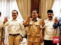 Prabowo Gelar Rapat Tertutup Bahas Pilkada Jabar