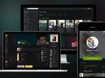 Saham Spotify Anjlok Sehari Setelah Go Public