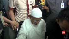 Kemkumham Jabar Enggan Spekulasi Landasan Ba'asyir Bebas