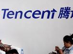 Jual 2% Saham Tencent, Perusahaan Ini Dapat Rp 132,3 T