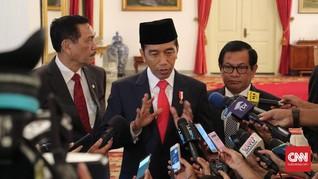 Jokowi Pertanyakan Penelitian K/L yang Habiskan Rp24,9 T