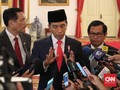 Teken atau Perppu, Jokowi Masih Tunggu Kajian UU MD3
