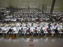 Laporan Mengejutkan, Pabrik-Pabrik Tekstil Banyak yang Mati