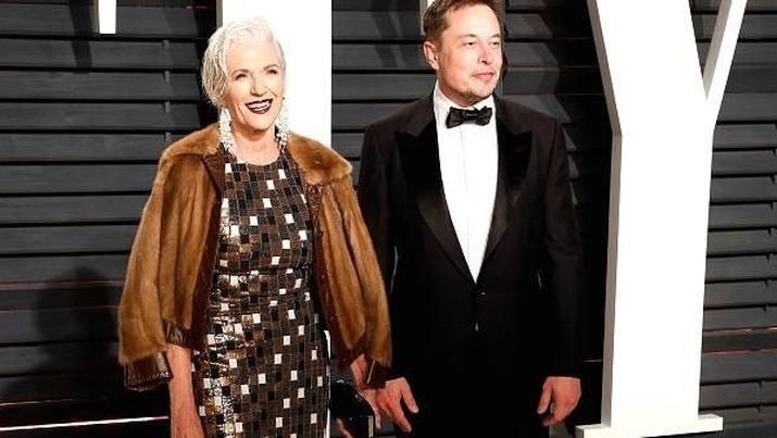 Maye Musk, Sosok Ibunda di Balik Kesuksesan Elon Musk