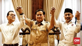 Ketum Gerindra Klaim Sudrajat-Syaikhu Menang di Pilgub Jabar