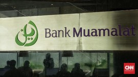 Tiga Investor Tertarik Pinang Bank Muamalat
