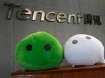 Perang Dagang Tak Halangi Ambisi Tencent Ekspansi ke Pasar AS