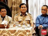 Presiden PKS Sebut Prabowo Enggan Jadi Cawapres Jokowi
