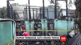 Kebakaran Hanguskan Beberapa Rumah